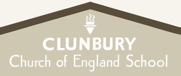 Clunbury CE Primary School Logo