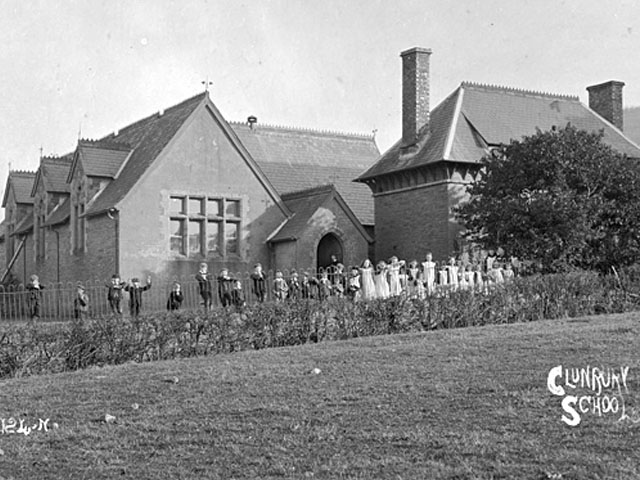 Clunbury CE Primary School, Shropshire