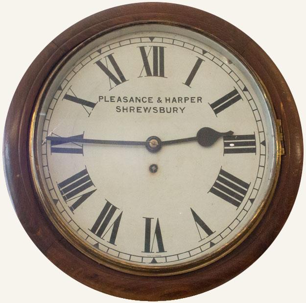 The School Clock